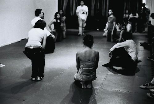 self-defence workshop