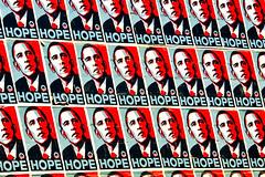 Was the Iconic Shepherd Fairey Obama Hope Imag...