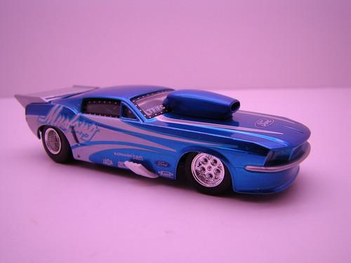Jada Toys Mustang Funny Car