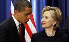 Obama y Hilary son la pareja política dispareja atraída genéticamente. Sigue la noticia al respecto en el enlace de la imagen