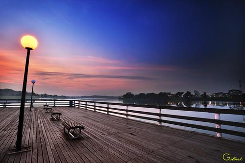 Lower Seletar Reservoir Park, Singapore