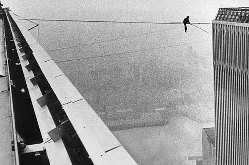 Man on Wire (2) por ti.