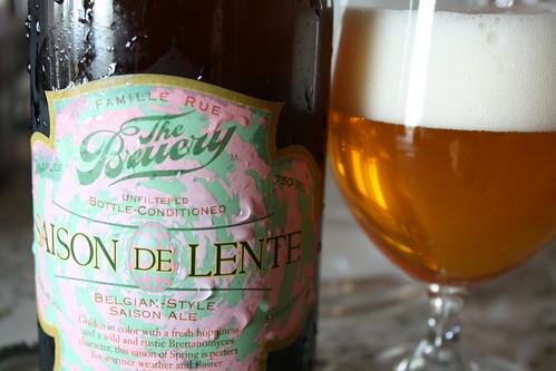 The Bruery Saison de Lente