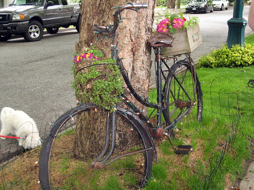 10th Avenue Bike Art