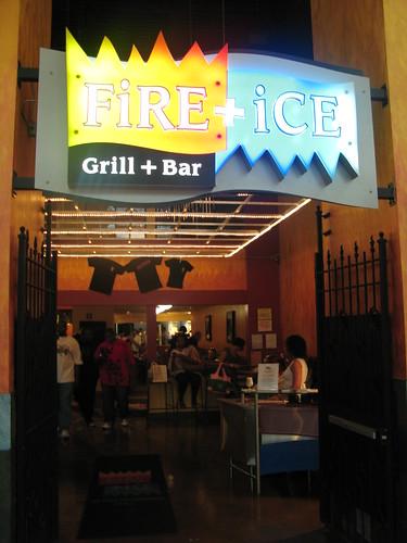 Fire & Ice, Palisades Center Mall, Nyack NY by you.