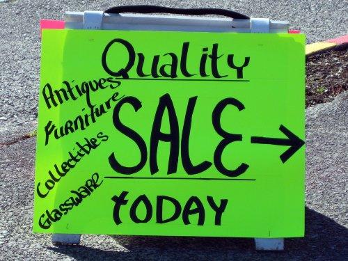 Quality Sale Today
