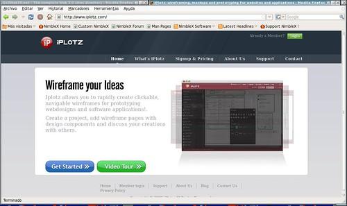 ayuda en el testeo de websites, programas