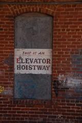 Elevator Hoistway