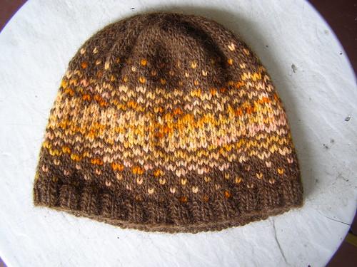 nighttime reflection hat