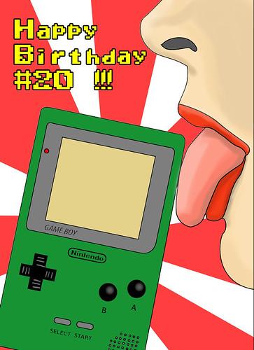 feliz cumpleaños GB normal