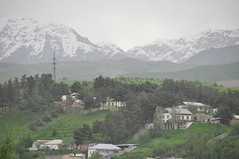 Nature of Tajikistan