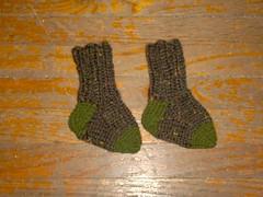 Baby Huntsman Socks