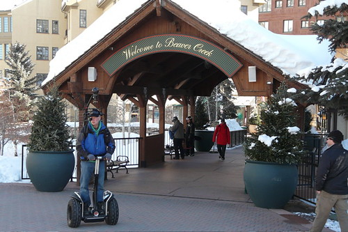 segway at beaver creek