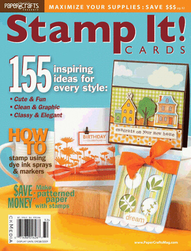 Be inspired to the max by Stamp It! Cards.