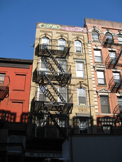 Lower East Side tenement
