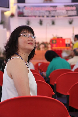 9th Methodist Convention Sibu | James Wong