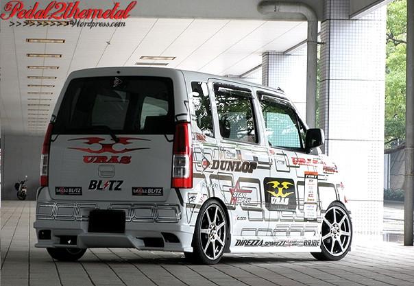 URAS Wagon-R
