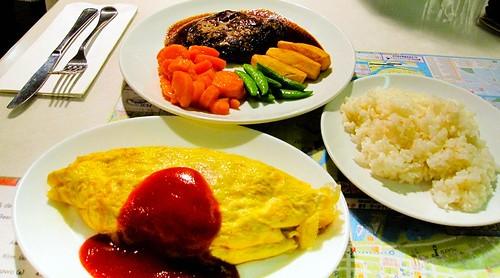 Yoshoku Ya - Japanese style western food