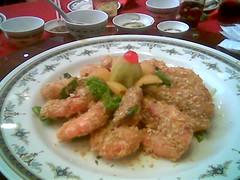 Blue Splendour dinner 7