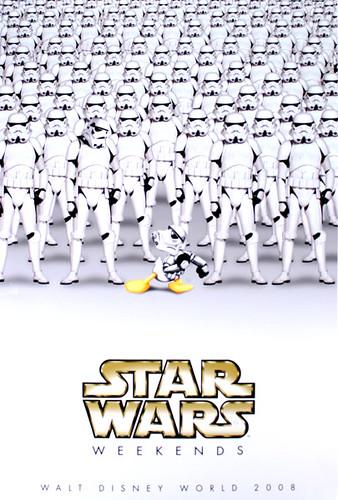 Hay que tener cuidado con los Stormtroopers patito