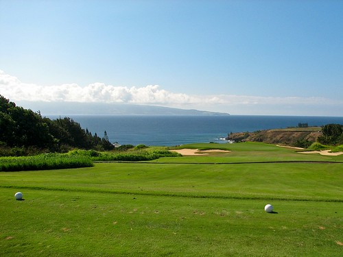 Plantation Course, Kapalua
