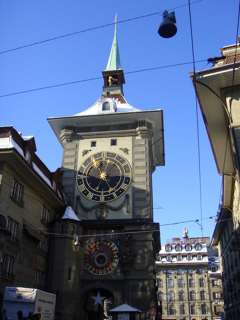 Zytglogge (reloj de Berna)