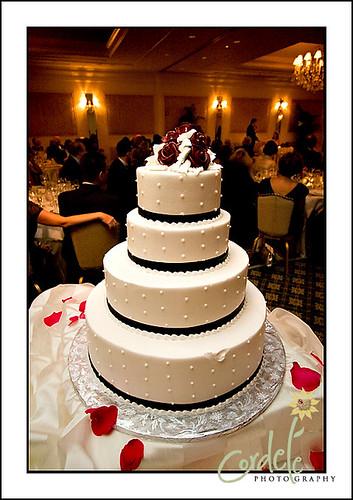 3248425906 feabbca8b4 Baú de ideias: Decoração de casamento preto e branco