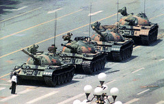 Tiananmen Square Protest (tian_med)