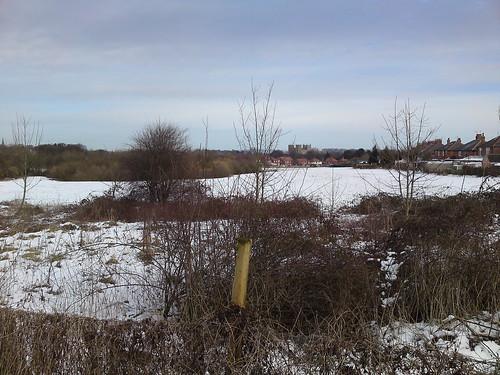 Snowy Hells Wath Ripon