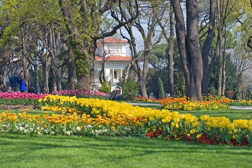 İstanbul Tulip Festival, Hidiv Kasri, Beykoz, İstanbul, Pentax K10d