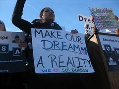 DreamActivist at USSA