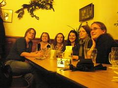 Alumni der FH-Potsdam im Goldenen Schwan