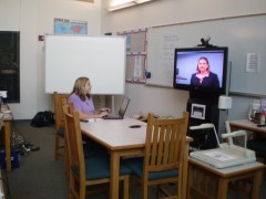 Roxanne Glaser, lead facilitator Mentors Christie Rickert, first year facilitator