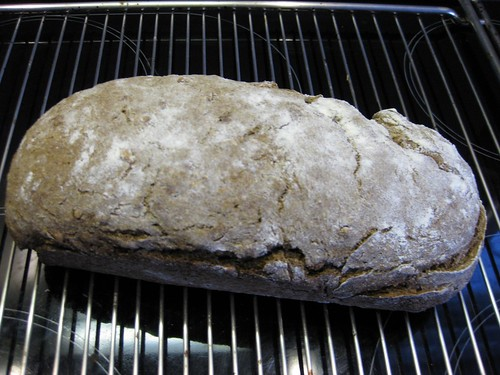 Self baked bread (bread mix)