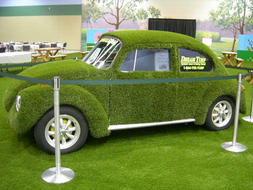 Turf bug (fake grass)