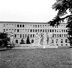 Headquarters of the International Labour Organ...