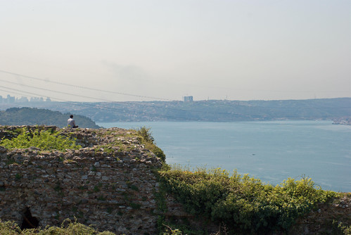 Yoros castle, Yoros kalesi, İstanbul, Bosphorus, Pentax K10d