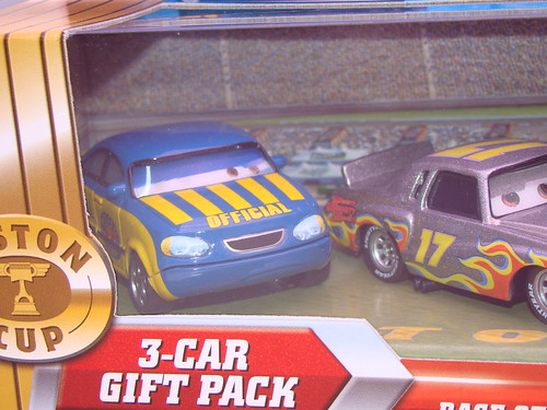 disney cars lenticular 3 pack bob cutlass darrel cartrip race official tom (2)