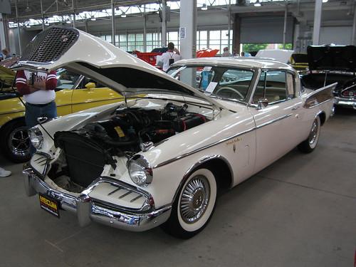 1957 Studebaker Golden Hawk a