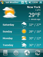 Spb Weather 2.0