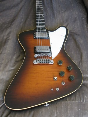 Gibson Firebird II Artist  NGD and wiring questions (Moog electronics) | Harmony Central