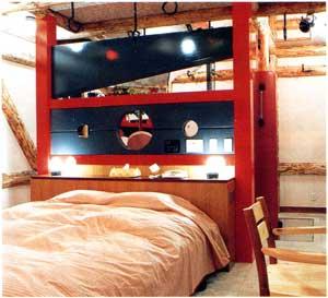 Donna George Storey's Do Not Disturb hotel room photos