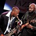 sax/bass duet - eric darius