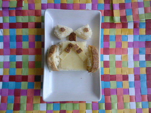 Wall-E sandwich by Clarice, Created/posted on 4/15/2009