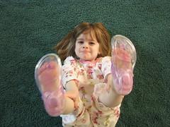 First Flip Flops