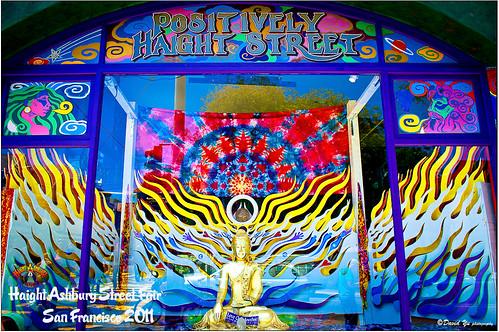 Haight Ashbury Street Fair San Francisco 2011 by davidyuweb