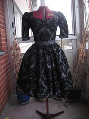 New years eve dress 2008 front