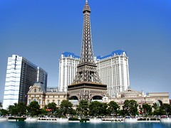 Eifle Tower in Las Vegas