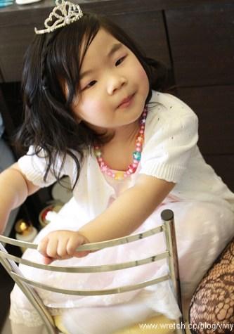 [A 3y2m]再度當小花童~穩定度大提升 @VIVIYU小世界