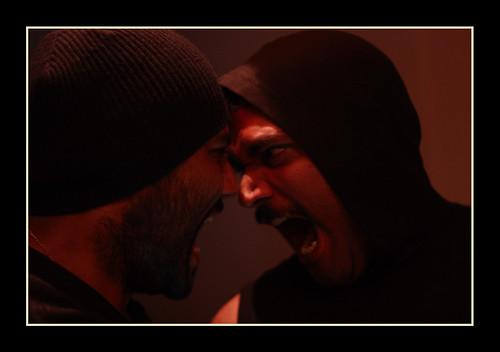 Anger Management I By Mi